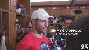 49ers vs. Packers NFC Championship Game preview: Jimmy Garoppolo