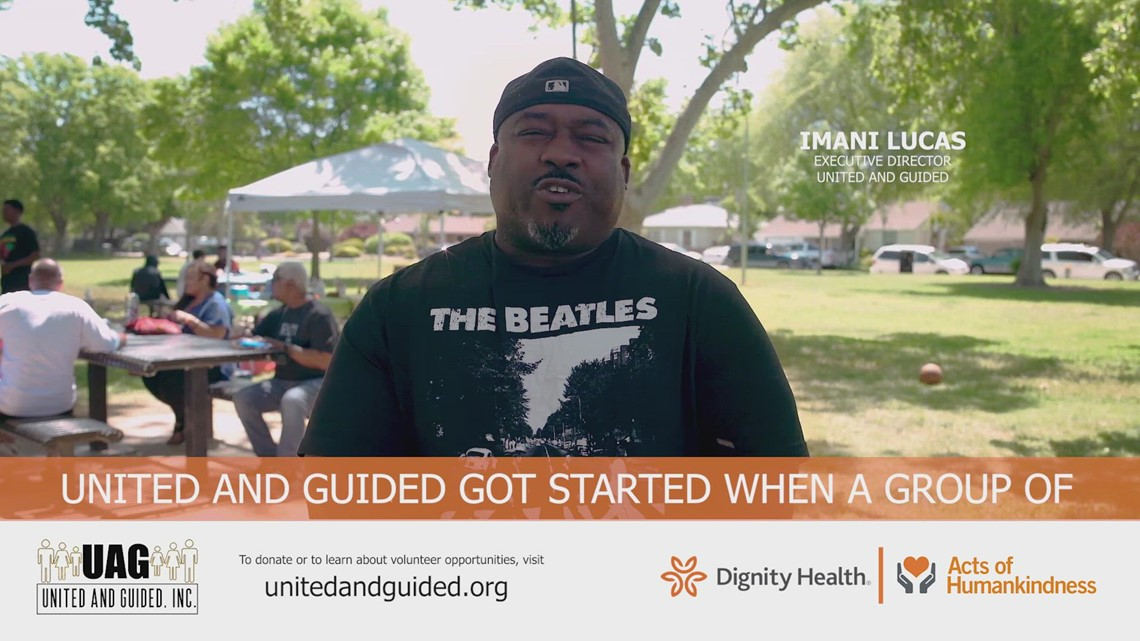Dignity Acts of Humankindness: United and Guided