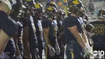 Oak Ridge Trojans pound Del Oro Golden Eagles 38-15