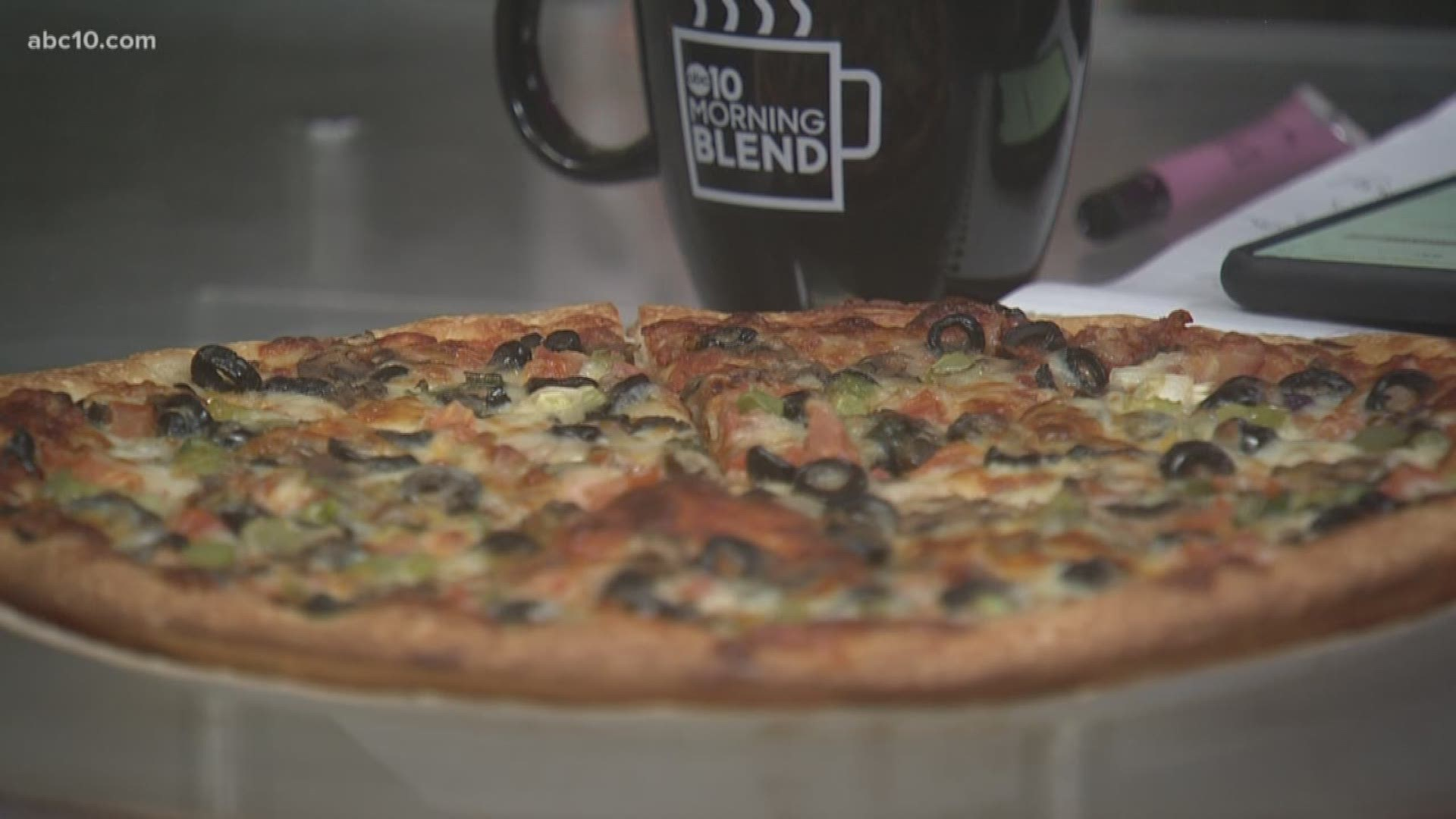 Redesigned Round Table Pizza Opens In Sacramento On Florin Road Abc10 Com