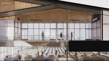 Construction underway on fancy new Lodi bowling alley