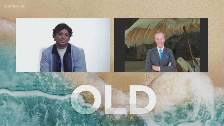 M. Night Shyamalan's latest movie 'Old' hits theaters today