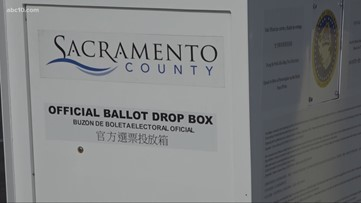 Today's the last day to register for mail-in ballots in California