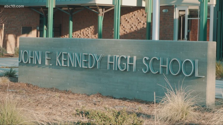 Kennedy High football player dies after suffering medical emergency