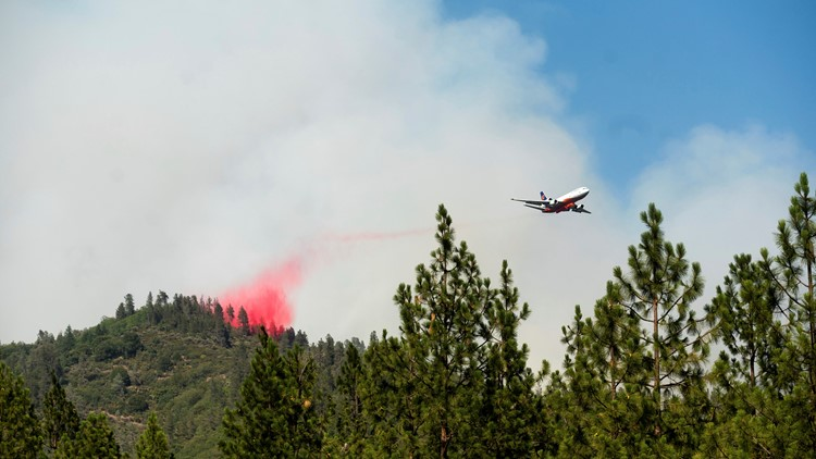 Mississippi firefighters head to California to fight wildfires