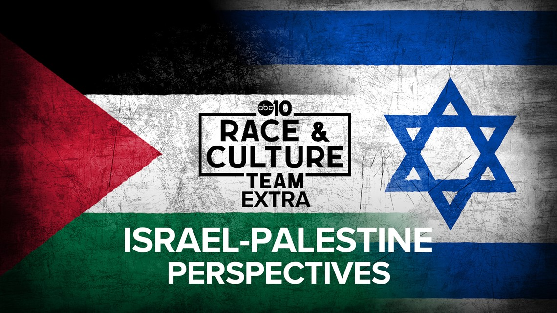 Israel-Palestine perspectives | A Race & Culture Team Extra