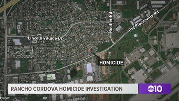 Shooting in Rancho Cordova leaves one man dead; police investigating