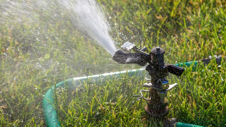 Folsom requiring people to cut water use by 20% due to drought