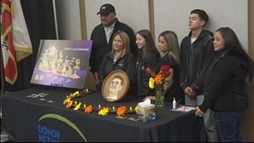 Family honors Stockton teen organ donor for Rose Parade