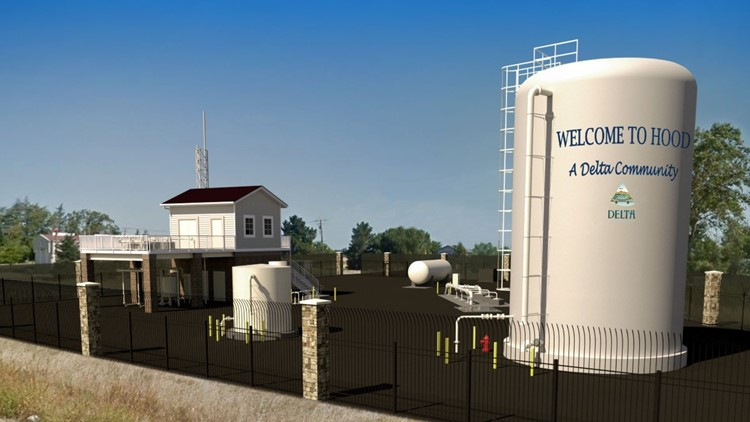 Officials hope a new treatment plant will help fix this small Sacramento County town's drinking water issues
