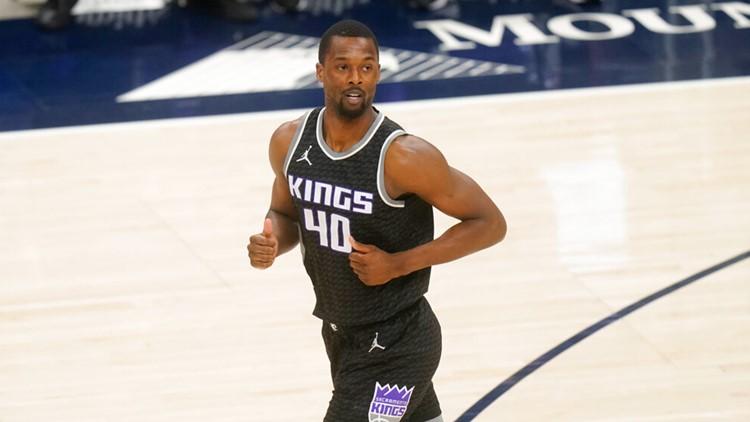 Kings' Harrison Barnes a finalist for inaugural NBA social justice award