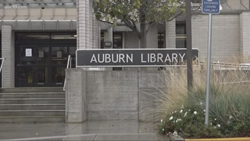 Off-duty Sacramento parks ranger helps stop knife-wielding man in Auburn library attack