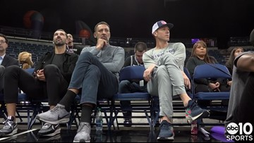 Four Sacramento Kings roster players join G League Stockton Kings vs. Sioux Falls