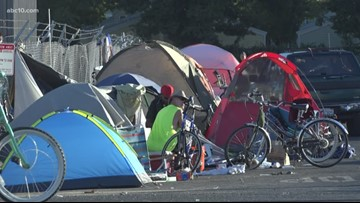 Gov. Newsom issues '100-day challenge' to cities, counties to fight homelessness