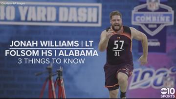 OT, Jonah Williams – Cincinnati Bengals – No. 11 pick | Need to know