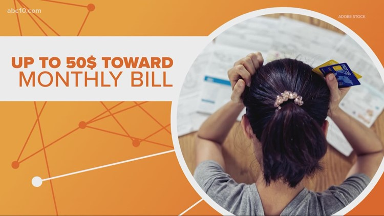 Get a $50 discount on your internet bill | Connect the Dots