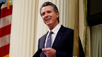 California Governor Gavin Newsom gives 'State of the State' on homelessness | RAW