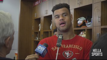 Super Bowl LIV Preview | San Francisco 49ers DE Arik Armstead