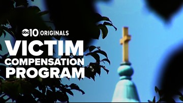 Are California Catholic dioceses using victim compensation fund to prevent future lawsuits?