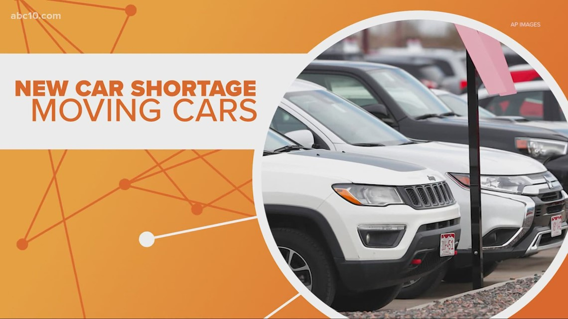 Lack of rental cars causing travel woes | Connect the Dots