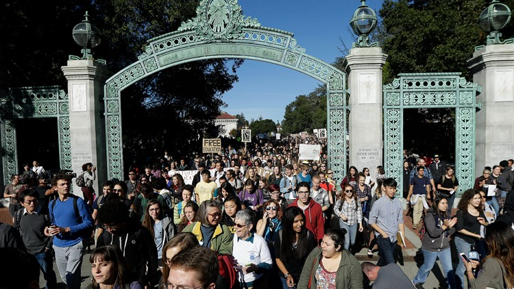 Tuition hike on table for University of California schools