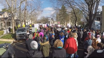 Thousands set to unite in Sacramento for Women's March to end violence against women