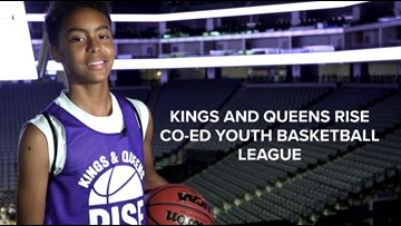 How the Kings and Queens Rise Co-Ed Youth Basketball League is having a positive impact on Sacramento youth