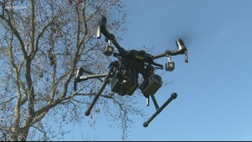 Manteca Police take to the skies with new drones