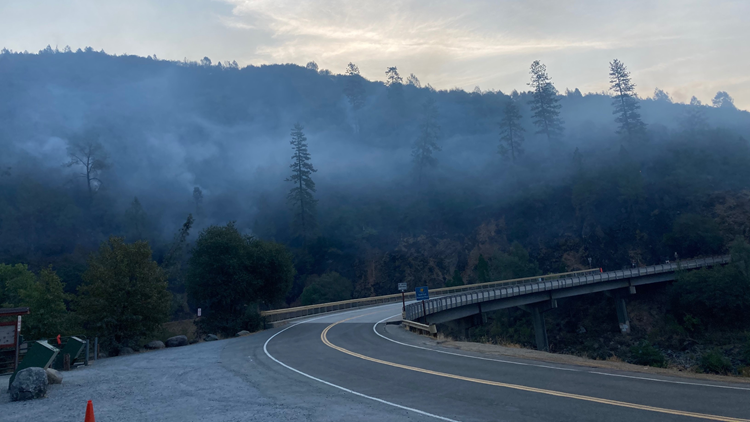 Arson determined to be the cause of Bridge Fire, Cal Fire says