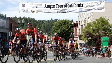 AMGEN 2019: Traffic delays in Rancho Cordova, Placerville, South Lake Tahoe