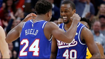 Kings knock off Jazz 102-101 to end 5-game winless streak