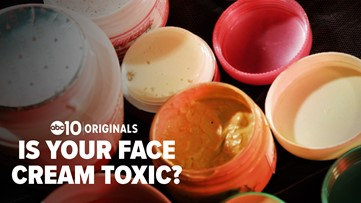 Is your face cream toxic? It's more common than you think.