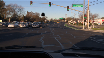 Elk Grove's 'green wave' project looks to reduce commute times, traffic congestion