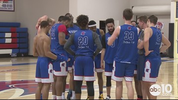 The William Jessup men's basketball Team is headed to the NAIA National Championships