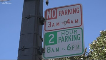 City of Modesto voted to increase parking ticket fines