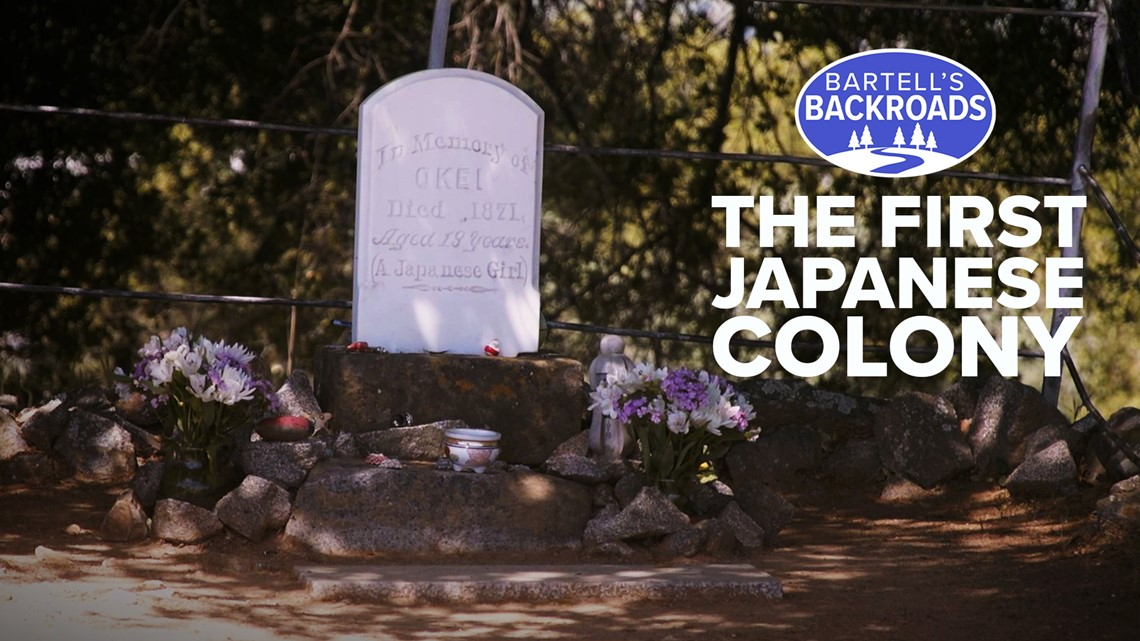 Rediscovering California's first Japanese colony in El Dorado County | Bartell's Backroads