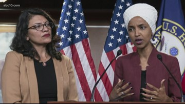 News Headlines: Reps. Tlaib, Omar talk travel to Israel; Spain wildfires force thousands of evacuations