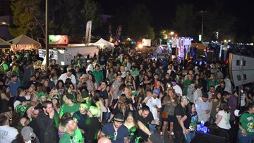 St. Patrick's Day Parades, events in Northern California