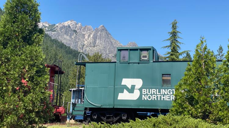 Stay a night at the Railroad Park Resort in Dunsmuir   Bartell's Backroads