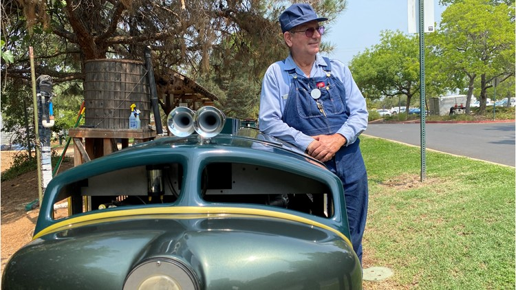 Beloved Folsom Valley Railway owner still chugging along after 30 years | NorCal Strong