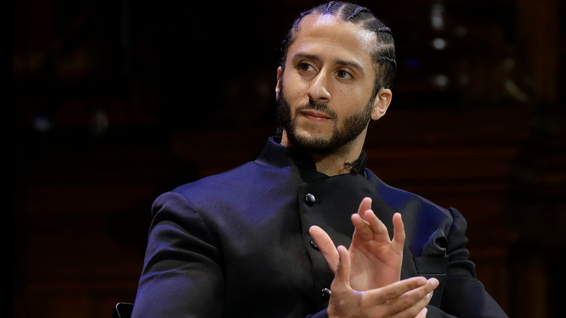 Colin Kaepernick drama series 'Colin in Black & White' to debut on Netflix