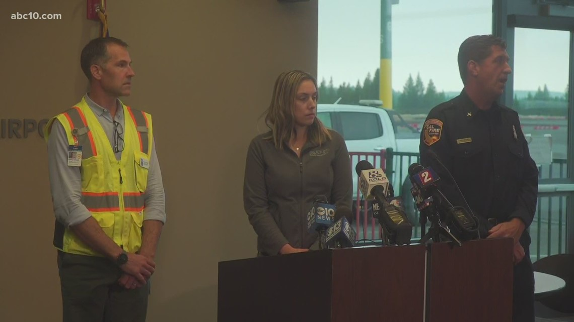 Jet crashes in Truckee | Evening Update: July 26, 2021