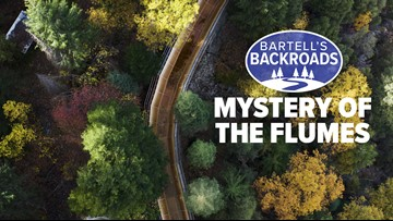 Flumes have been delivering water for 150 years in the Sierra | Bartell's Backroads