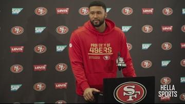 Super Bowl LIV Preview   San Francisco 49ers DE DeForest Buckner