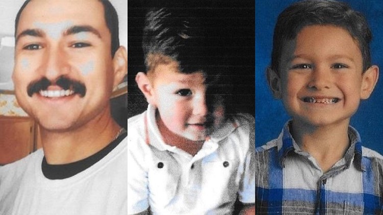 father and missing children butte county