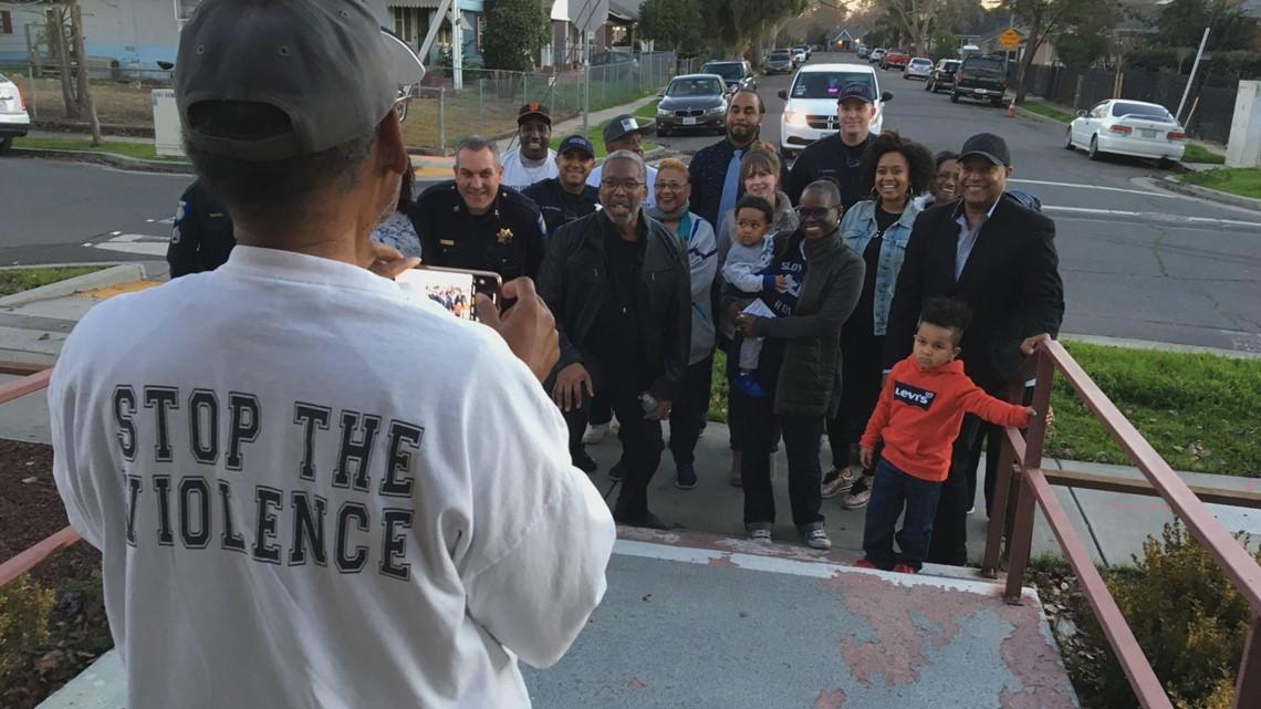 Oakland Gas Prices >> Bridging Barriers: Sacramento Police, Oak Park community ...