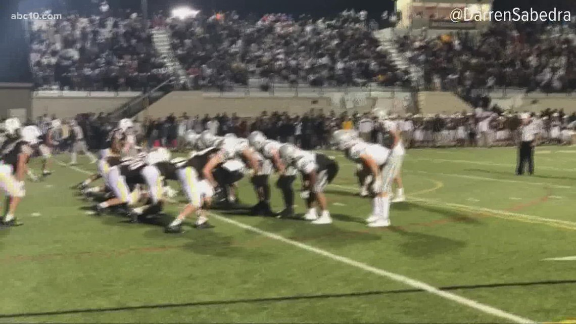 Friday Night Football: De La Salle Spartans lose to first NorCal team in 30 years, 28-31