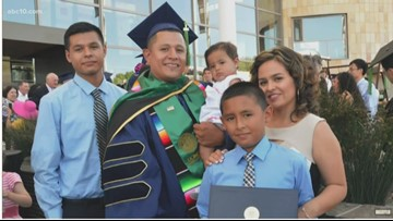 Sacramento surgeon proves it's never too late to follow your dreams