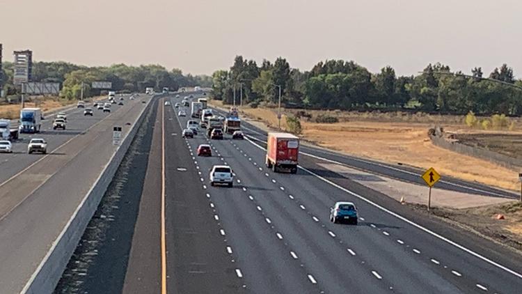 New carpool lane opens on I-5 between Sacramento and Elk Grove