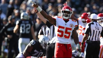 Source: 49ers to trade for pass rusher Dee Ford, ink RB Tevin Coleman